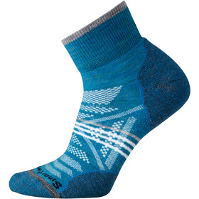 Smartwool PhD Outdoor Light Mini Sokken Dames, glacial blue